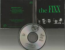 Cy Curnin THE FIXX Driven out ULTRA RARE 1988 USA PROMO radio DJ CD Single