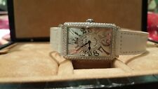 Franck Muller  long Island 952 QZ D CD 1R 33200.00 retail. New box open papers