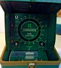 Vintage Lowrance Lo-K-Tor Fish Finder Lfp-300D Untested