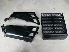 1987-2006 Yamaha Banshee YFZ350 Black Grill Cover Panel Tank Side Panels