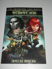 Teenage Mutant Ninja Turtles Enemies Old, Enemies New (Paperback)< 9781631406140