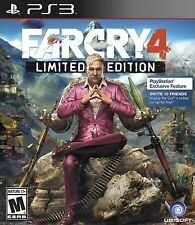 Far Cry 4 - Limited Edition - Playstation 3 Game