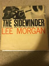 Lee Morgan - The Sidewinder LP - Blue Note - BLP 4157 Mono RVG Ear NY USA Used