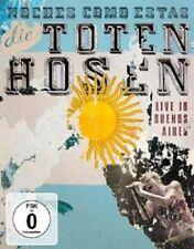 DIE TOTEN HOSEN - NOCHES COMO ESTAS-LIVE IN BUENOS AIRES  2 BLU-RAY  ROCK  NEU