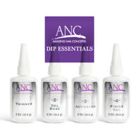 ANC Dip Powder Liquid System Refill 2 oz *Choose any one*