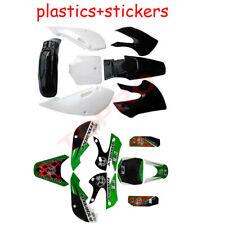KLX110 PLASTICS GRAPHICS 110/125/140/150/160/200 CC DIRT BIKE ATOMIK PITPRO DHZ