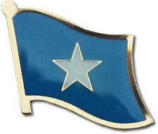 Somalia Country Flag Bike Motorcycle Hat Cap lapel Pin