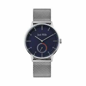Jack Wills Batson II Gents Watch with Navy Dial - JW002BLMH