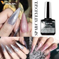 Venalisa Transparent Ice Spar Cat Eyes UV Gel Polish Hybrid Nails For Manicure