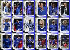 Chelsea FC 2005 Football League Cup final winners trading cards