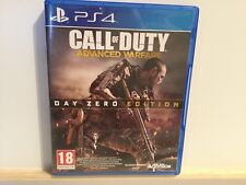 Call of Duty: Advanced Warfare-Day Zero Edition-PS4-Playstation 4 Video Game