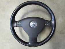 3-Raggi Multifunzione Volante in Pelle VW Passat 3c Volante Nero 3c0419091le