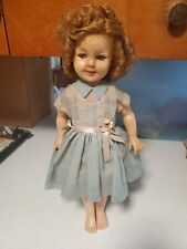 Extremly Rare 1950's Ideal Toys Shirley Temple Doll