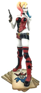 OEM DC Harley Quinn Diamond Select Toys Gallery Detailed Character Statue Figure
