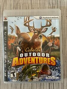 Cabela's Outdoor Adventures for Sony PS3 / PlayStation 3