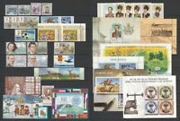 Moldova 2008 Complete year set MNH stamps, blocks, sheets and booklet