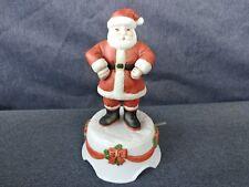 Vintage Schmid Santa Musical Collectible - 1968 - B. Shackman