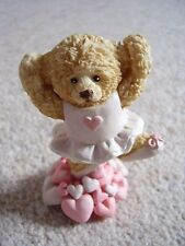 Collectable Teddy Bear figure-ornament ,Cuddle somes