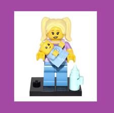 LEGO SEALED Series 16 Baby Sitter Mom Baby Boy Girl Figure Bottle Minifigure