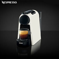 Nespresso Essenza MINI D30 DE'LONGHI Coffee Machine Maker Capsule (White)