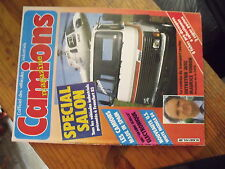 µµ Camions Magazine n°6 LAFFLY Camiva Autobus Renault TN Tatra  T815 S3