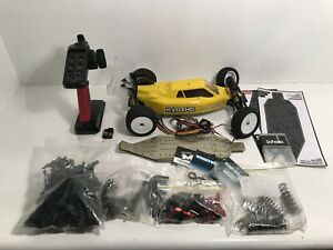 Kyosho Ultima RB6 2WD Race Buggy With Spares & Electronics