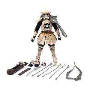 Action Figure Star Wars Series Toys Samurai Iron Man Model About 17cm Gift