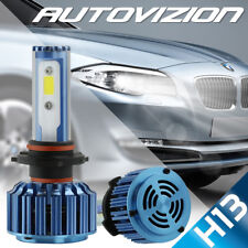AUTOVIZION LED HID Headlight H13 9008 6000K for Nissan NV1500 2012-2016