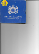 MINISTRY OF SOUND THE ANNUAL 2000 MIXED BY JUDGE JULES & TALL PAUL ( 2 CD 2000)