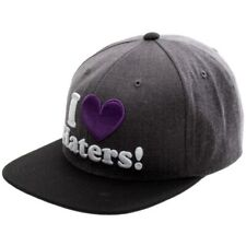 DGK I Love Haters Snapback Cap - Charcoal/Black