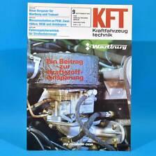 RDA Kft automobile technique 9/1982 Samson S 51 JAWA 210 Multicar 25 CITROEN G