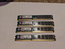 Kingston ValueRAM 8GB (1 x 8GB) PC3-12800 (DDR3-1600) Desktop Memory (KVR16N118)