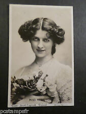 CPA thème THEATRE CINEMA, MISS MABEL HIRST, POSTAL CARD, VF, CARTOLINA