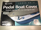 LUNEX RS-1 PEDAL BOAT MOORING COVER for 3, 4, 5 Person Pond Paddle Petal Storage