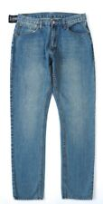 HOF115: Cheap Monday Tapered Jeans Heavy Worn blue denim baumwolle W31 L32