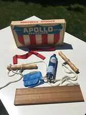 Vintage/Retro Apollo Exerciser Workout Isokinetics System in Box - Very Cool!