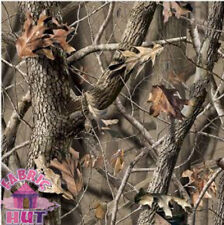 Realtree Blackout Nylon Camo Fabric by Yard Deer Stand Duck Blind