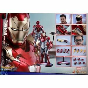 1/6 Spiderman Home Coming Ironman Mark XLVII 47 Diecast MMS427D19 Hot Toys