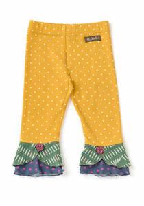 Matilda Jane Set Your Sights Scrappy Leggings size 6 New In Bag Pants Capri
