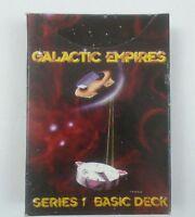 Companion Games Galactic Empires CCG Series 1 Basic Deck CCG