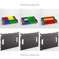 SORTIMO L-BOXX SET27 Insetboxen + Deckeleinlage Super Sparset