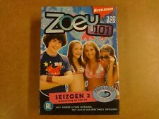 3-DVD BOX / ZOEY 101 - SEIZOEN 2 - AFLEVERING 14 T/M 26 ( NICKELODEON )