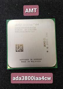 ADA3800IAA4CW AMD Athlon 64 3800+ 2.40GHz Socket AM2 CPU Processor