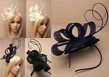 Juelz Sinamay Fascinators & Headpieces for Women