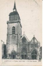 PC10793 Abbeville. St. Gilles Church. Neurdein and Cie. No 3
