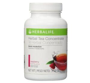 Herbalife Herbal Concentrate Tea Raspberry Flavor 3.6oz new Brand