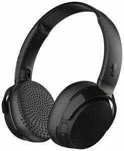 Skullcandy Riff On-Ear Headphone - Black