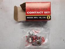 NOS DAIICHI IGNITION POINT SET 31460-11010 SUZUKI T20 TC250 LEFT CONTACT