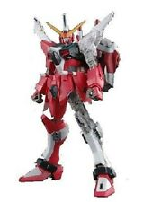BANDAI MG 1/100 INFINITE JUSTICE GUNDAM MG with Extend Clear Parts Model Kit