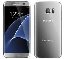 "New Imported Samsung Galaxy S7 Edge Duos 4G 32GB 4GB 5.5""12MP Silver Titanium"